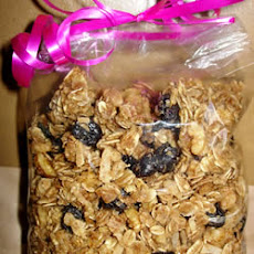 Cinnamon Maple Granola