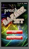 Screenshot of Pranks Barber Set