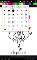 Screenshot of Kid Coloring - Abc, Number