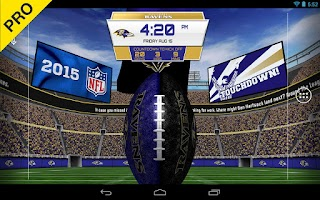 Screenshot of NFL 2015 Live Wallpaper