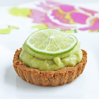 Lime-tastic Tarts (Low Carb and Gluten Free)