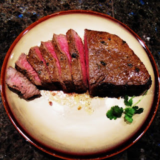 Southwestern Style London Broil