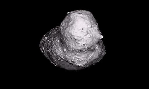 小惑星イトカワ