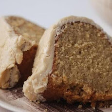 Spiced Sweet-Potato Cake with Brown Sugar Icing
