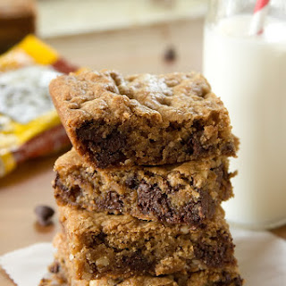 Toll House Chocolate Chip Blondies