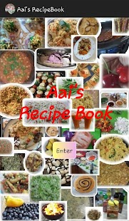 Aai's Recipe Book - screenshot