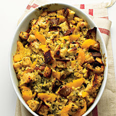 Susan's Peach Stuffing