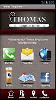 Screenshot of Thomas Drug Store