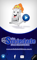 Screenshot of Radio Sociedade AM 970