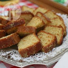 Moist Lemon Drizzle Loaf Cake