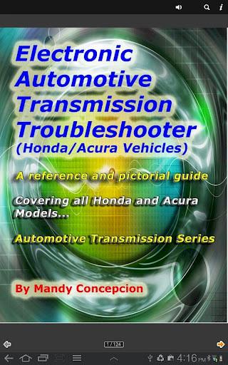 Honda Acura Transmission TS