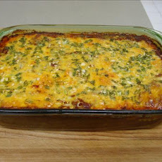 Beef & Cheese Enchiladas