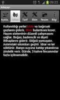Screenshot of Şifalı Bitkiler