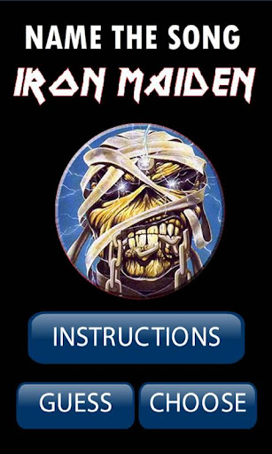 Iron Maiden Music Quiz