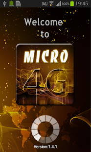 Micro4G - screenshot