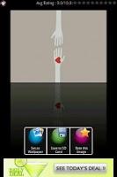Screenshot of Crystal Romance Love Wallpaper