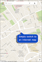 Screenshot of Tube Map London Underground