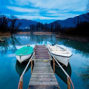 by Sabina Lombardo-Salmina - Transportation Boats (  )