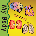 Body Organs 4 Kids icon