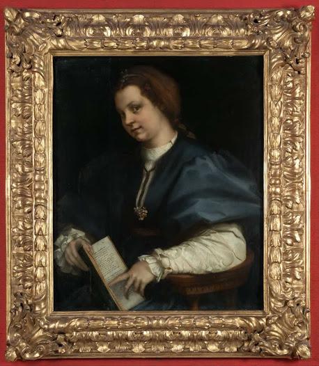 Sarto Andrea del, Ritratto di donna