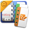 Handwriting Memo(Icon Kira) icon