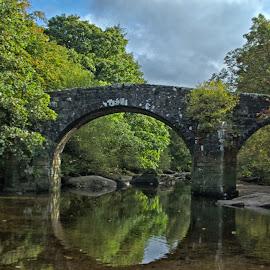 Hexworthy Bridge by Alex Graeme - Buildings & Architecture Bridges & Suspended Structures ( devon, hexworthy bridge, dartmoor )