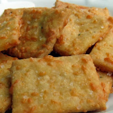 Cayenne Cheese Crackers