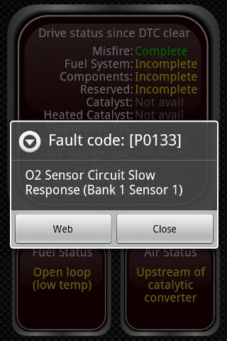 torque-lite-obd2-car for android screenshot