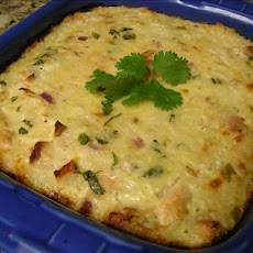 Southwest Chicken & Rice Casserole