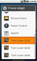 Screenshot of Train Lover
