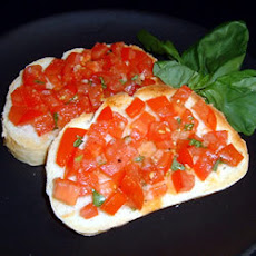 Best-ever Bruschetta