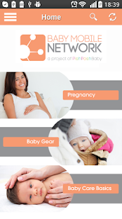 Baby Mobile Network - screenshot