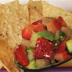 Butch's Strawberry Avocado Salsa
