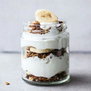 Banana Granola Parfait Recipes