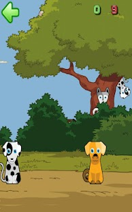 Tap the dogs HD - screenshot