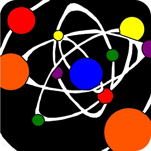 Particle Gravity Simulator 娛樂 App LOGO-APP開箱王
