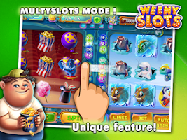 Screenshot of Weeny Slots