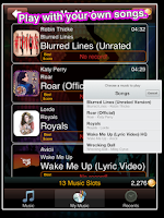 Screenshot of TunesHolic