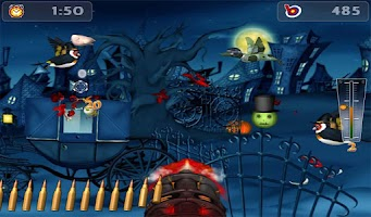 Screenshot of Zombie Birds (Deutsch)