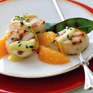 Sea Scallop Brochette Recipes