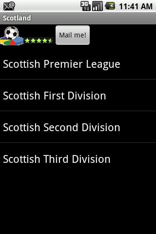 German Scotland Football Histo