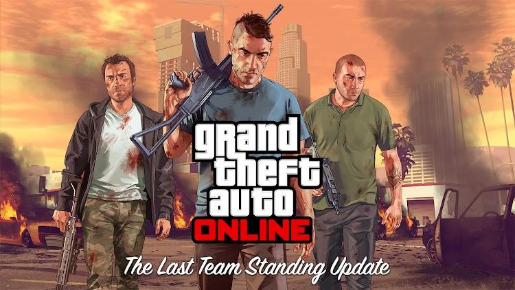 The Last Team Standing update arrives for GTA Online