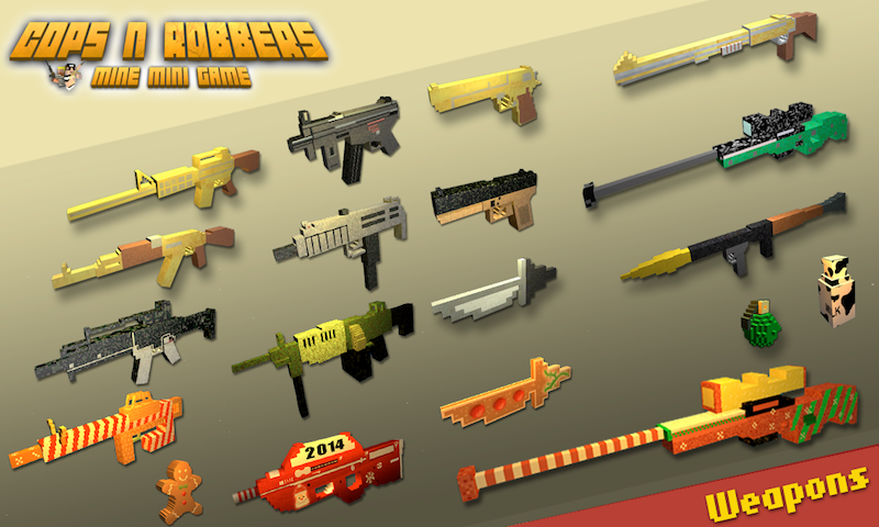 Cops N Robbers - FPS Screenshot 5