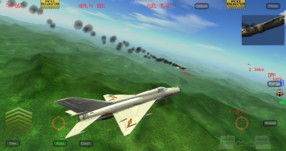 Gunship III Vietnam People AF Screenshot 4