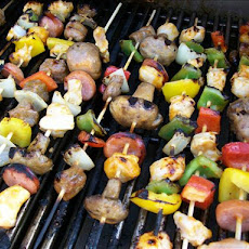 Easy Company Shish Kabob Dinner