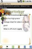 Screenshot of WineHelper