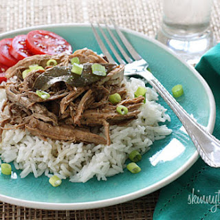 Slow Cooker Filipino Adobo Pulled Pork