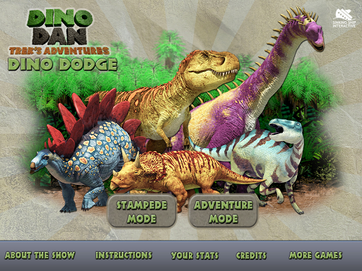 Dino Dan: Dino Dodge - screenshot