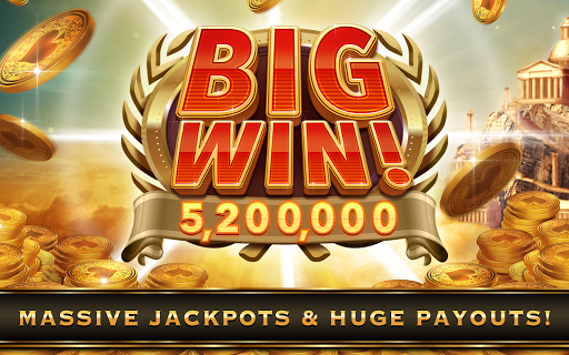 Slots Zeus Riches Casino Slots - screenshot