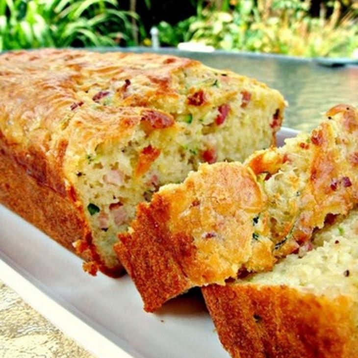 Bacon & Cheddar Zucchini Bread Recipe | Yummly